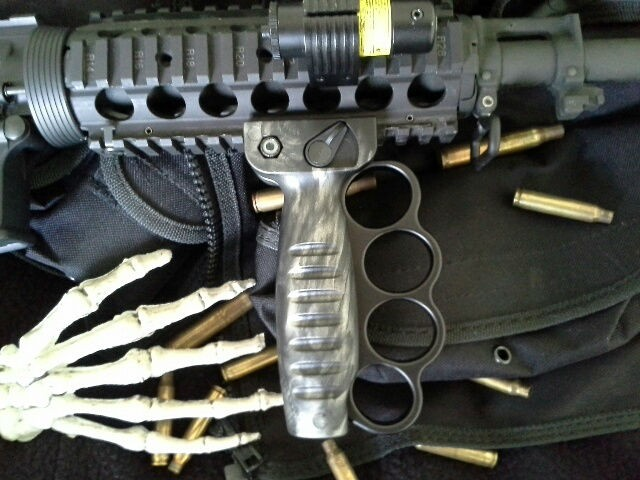 Survival Grips Firearm Grips Accessories